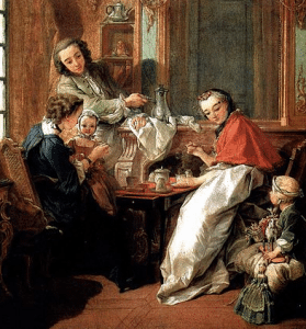 Coffee in the 17th Century