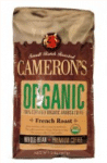 Cameron's Organic French Roast Coffee
