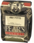 Pears Amaretto Coffee